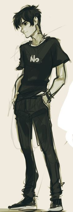 Nico Di Angelo.......he is.....a nugget! Yea...that'd what I was going to say.....