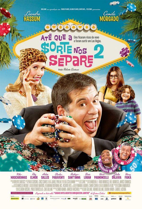 """A comédia brasileira """"Até Que a Sorte Nos Separe 2″ teve divulgado trailer e cartaz http://cinemabh.com/trailers/a-comedia-brasileira-ate-que-a-sorte-nos-separe-2-teve-divulgado-trailer-e-cartaz"""