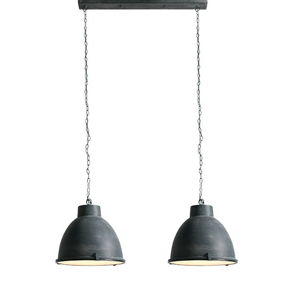 Rock hanglamp 2-L