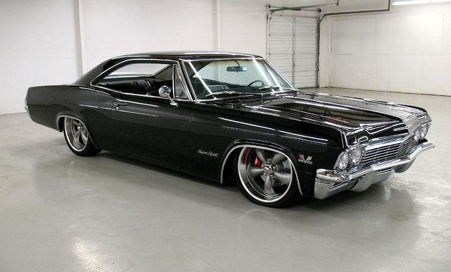 1965 Impala SS Resto-Mod. Awesome American Muscle Machine!