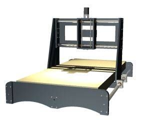 Want to design and build a hobby CNC router? The first step is to ...