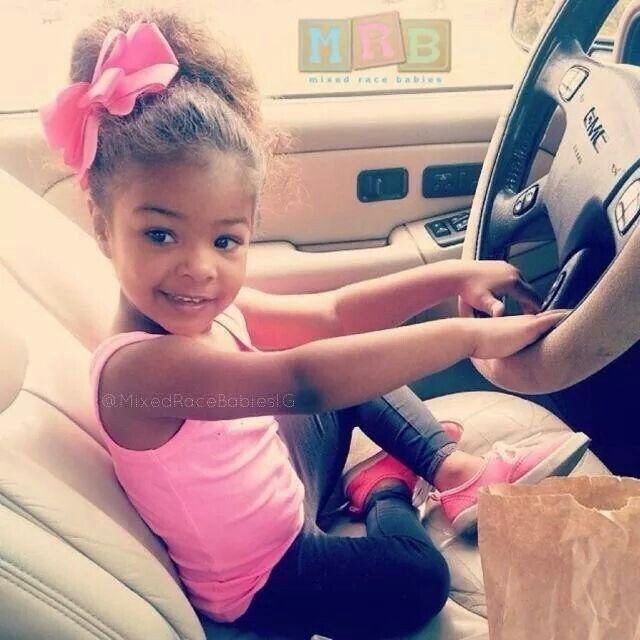 Mexican black and white baby! Super cuteee | Positive ...