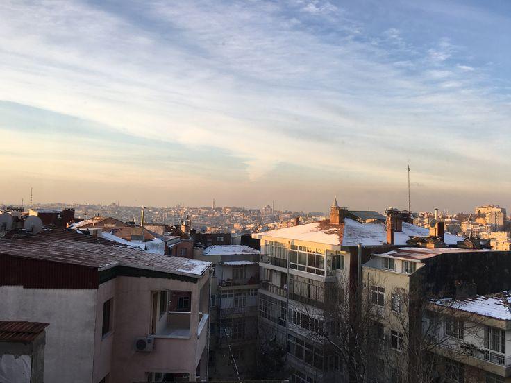 #cihangir #karaköy #galata #tarihiyarımada