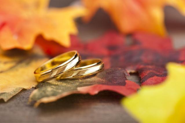 Ślub po sezonie, czyli wesele jesienną porą
