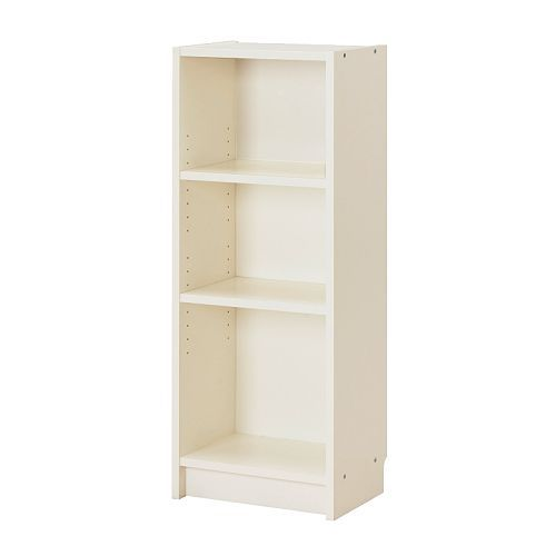 BILLY Bibliothèque - blanc, 40x28x106 cm  - IKEA