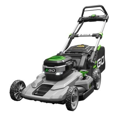 EGO 21 in. 56-Volt Lithium-Ion Cordless Lawn Mower-LM2101 - The Home Depot
