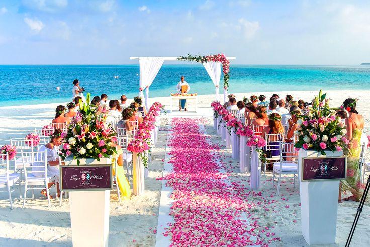 Tips para organizar una boda exótica