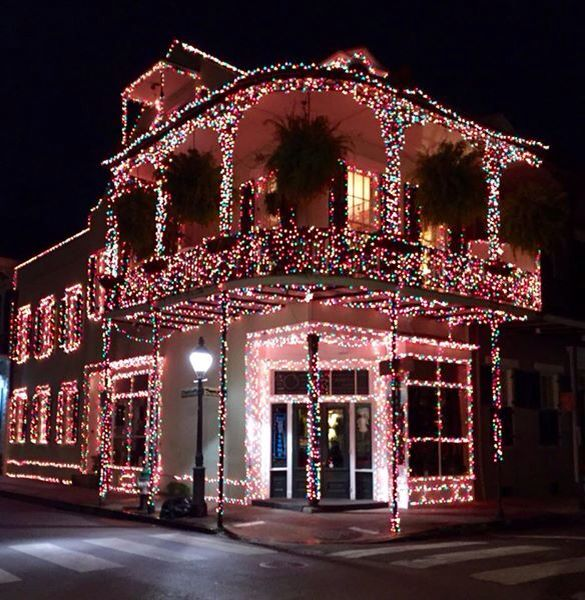 Christmas in New Orleans, LA