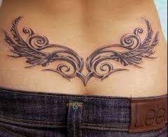 tatuagem legais para a parte de baixo das costas - Pesquisa Google
