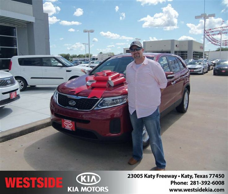 #HappyBirthday to John Greene from Guzman Gilbert at Westside Kia!!