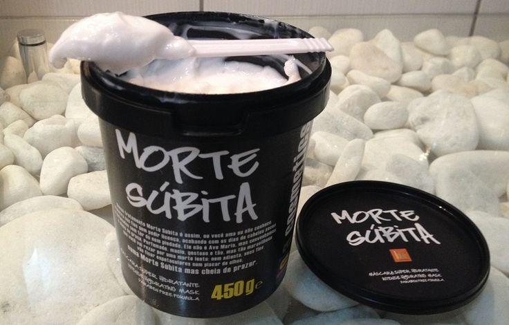 Mascara morte subita Lola Cosmetics textura branca  http://cabelosderainha.com.br/mascara-morte-subita-lola-cosmetics-resenha/