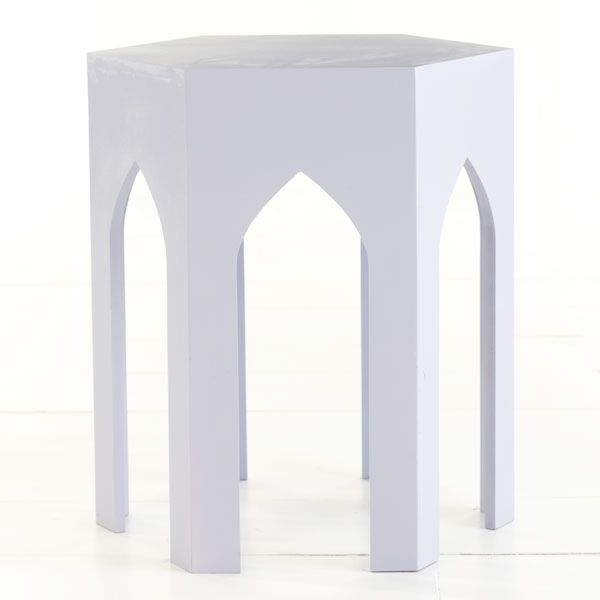 Wisteria - Furniture - Side Tables & Pedestals - Moroccan Table - $199.00