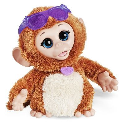 Me gustó este producto Furreal Friends  Mascota Frf Cuddles My Giggly Monke . ¡Lo quiero!