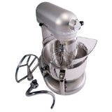 KitchenAid KP26M1XNP5 Professional 600 Series 6-Quart Stand Mixer, Nickel Pearl (Kitchen)By KitchenAid
