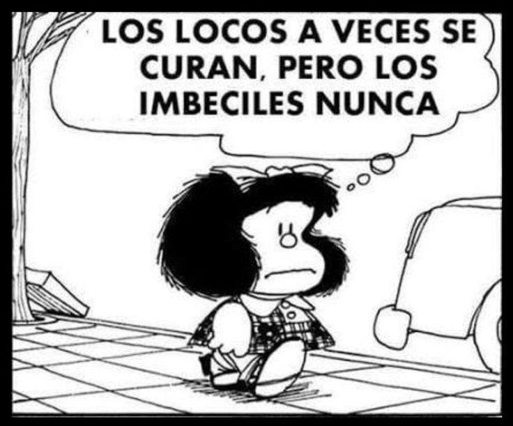 Mafalda nos trae la frase del día