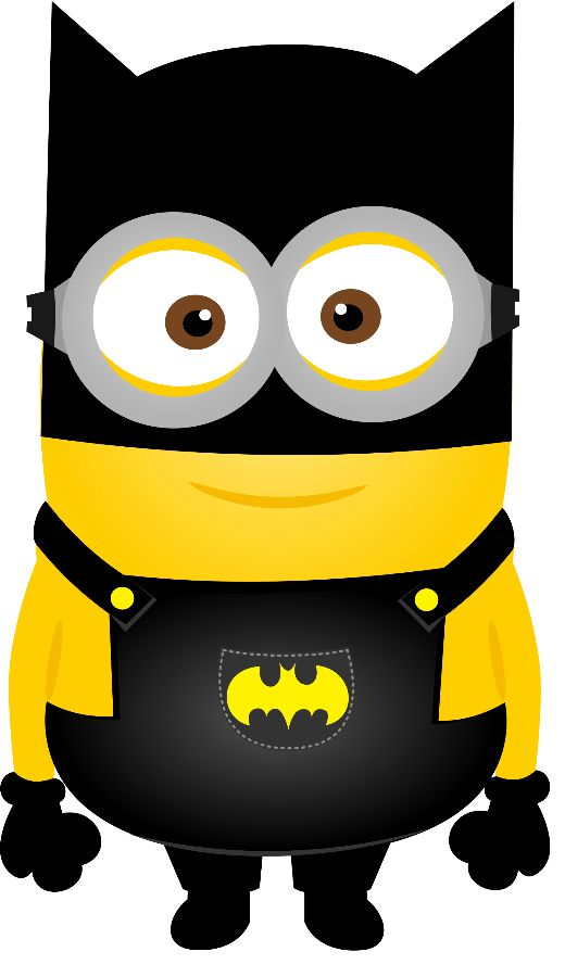 bananananananana batminion!  Both of my favourites