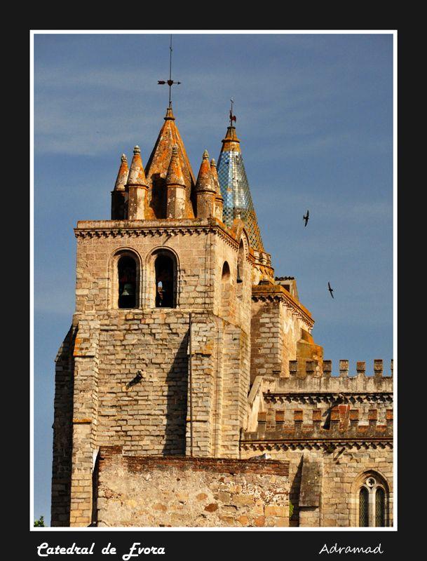 Evora Cathedral - Evora, Evora