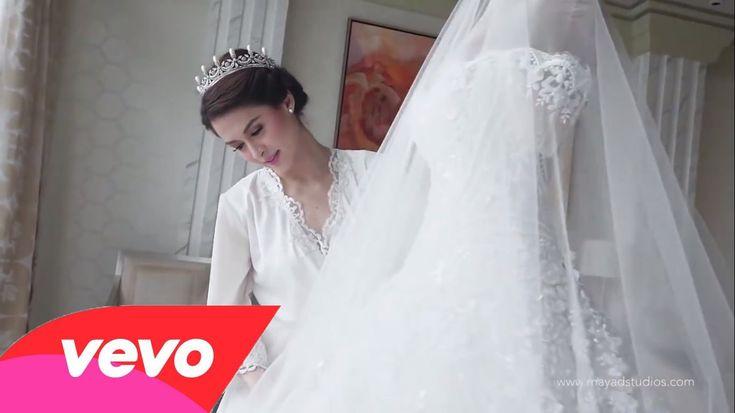 Marian Rivera & Dingdong Dantes Wedding HD This was so pretty