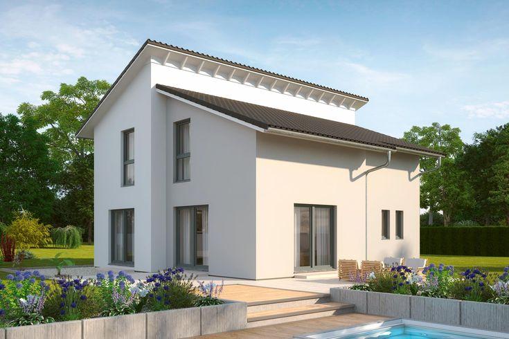 Einfamilienhaus guenstig bauen Eschenallee mit
