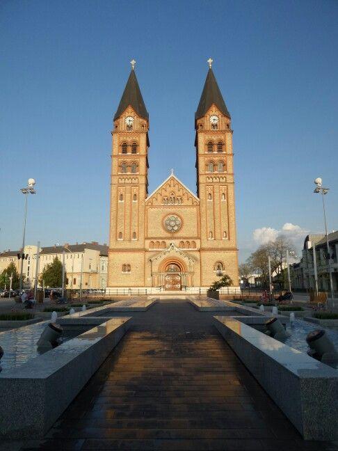 Nyíregyháza római katolikus templom...