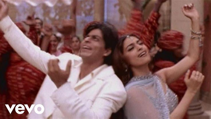 Banke Tera Jogi - Phir Bhi Dil Hai Hindustani | Shah Rukh Khan | Juhi Chawla - YouTube