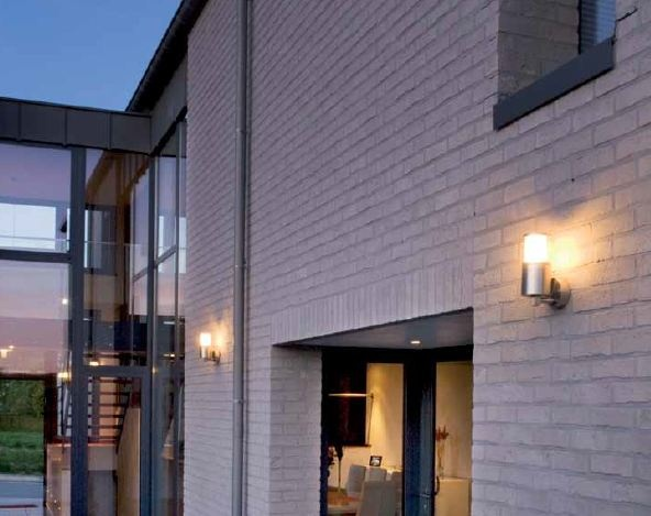 Best 25 luminaire exterieur ideas on pinterest for Facade exterieur