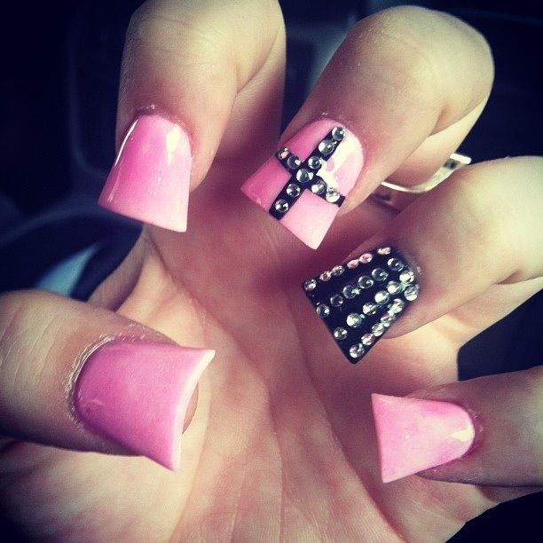 Tracy DiMarco Nails<3