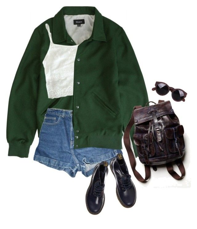 """lake"" by junk-food ❤ liked on Polyvore featuring Brixton, American Apparel, Free People, Dr. Martens, women's clothing, women's fashion, women, female, woman and misses"