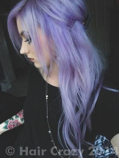 Getting lilac hair without bleaching? - Forums - HairCrazy.com