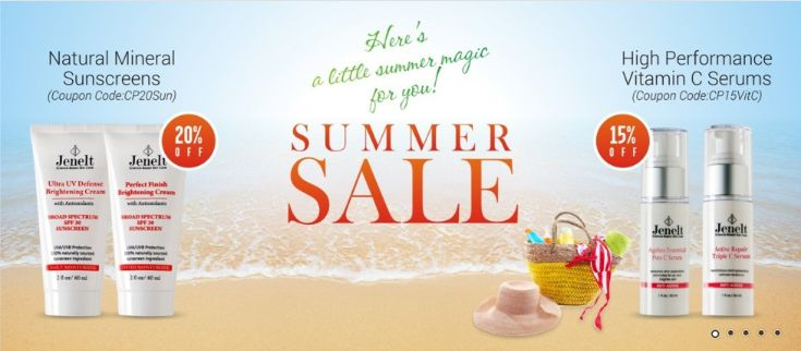 26 best promotions images on pinterest amazon products anti aging summer is almost over but our hot sale is still going on here in jenelt the summer sale is still on save 20 on our natural mineral sunscreens and 15 on fandeluxe Gallery
