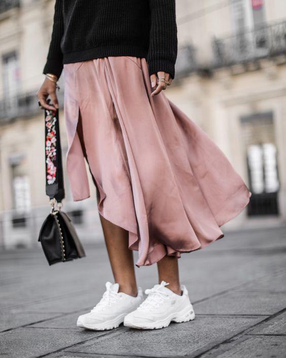 «Папины кроссовки»: тренд, от которого никуда не деться – Woman & Delice