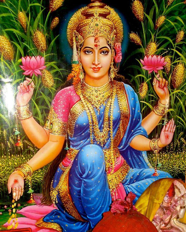 Maa mahalakhsmi Gods and goddesses, Indian goddess