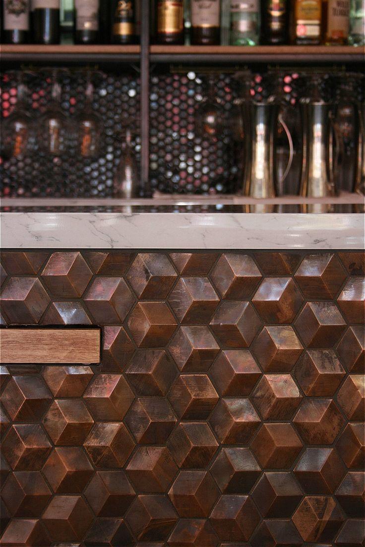 Hexagonal copper tile detail.jpg