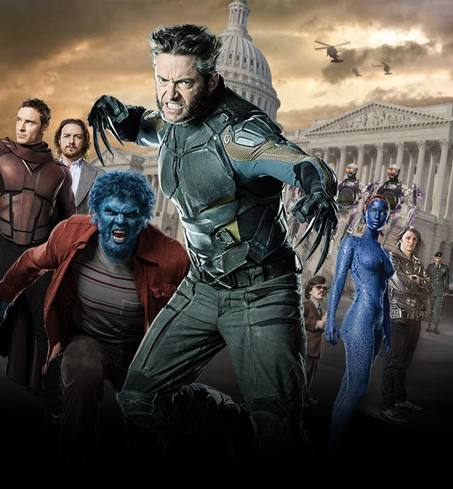 映画『X-MEN:フューチャー&パスト』 見応えあり!人間ドラマ、過去と未来のシンクロバトル映像、ギャグ。