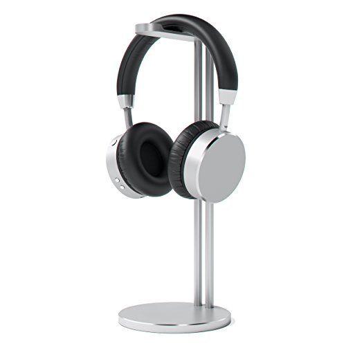 Satechi Aluminium Support Casque Universel, compatible avec Sennheiser, Sony, Audio-Technica, Bose, Shure, AKG, Panasonic Headphones et…