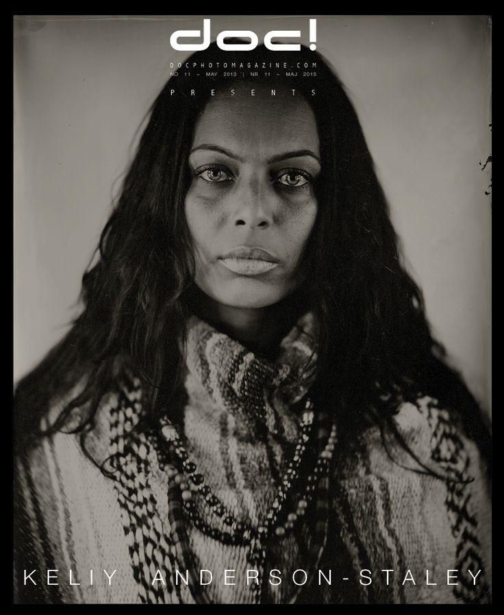 "doc! photo magazine presents: ""[Hyphen]-Americans: Tintype Portraits"" by Keliy Anderson-Staley, #11, pp. 129-143"