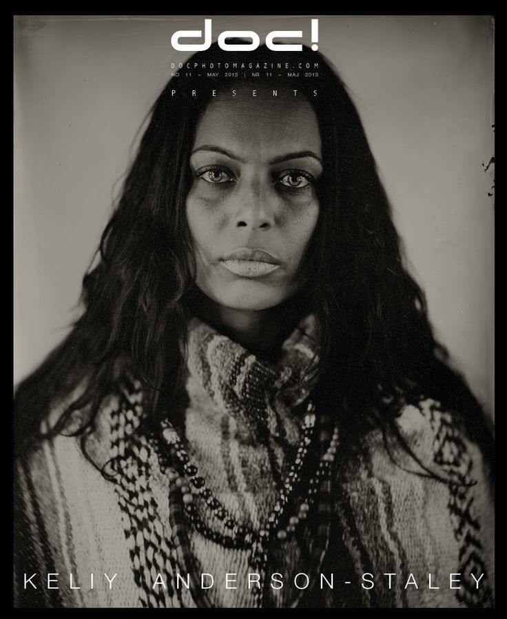 "doc! photo magazine presents: ""[Hyphen]-Americans: Tintype Portraits"" by Keliy Anderson-Staley, #11, pp. 129-143"