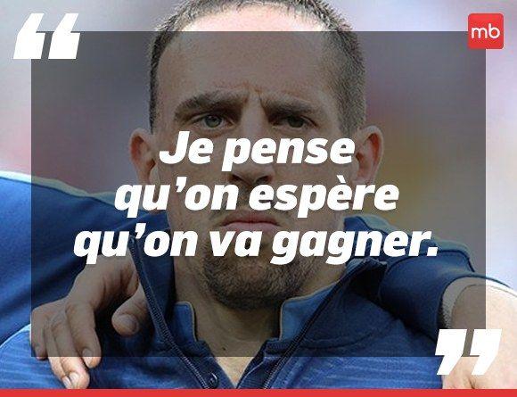Ribery ...