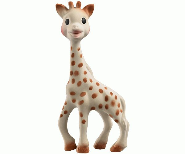 Mama-Nibbles: Vulli Sophie the Giraffe Baby Toy (used by french)