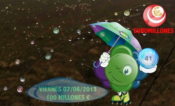 ESTE VIERNES..... 100 MILLONES DE € DE BOTE EXTRAORDINARIO EN EL EUROMILLON http://www.sortxxl.com