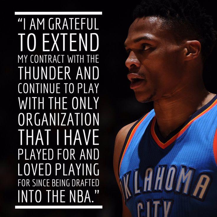 Russell Westbrook #0 #OKCThunder #Thunderup                              …
