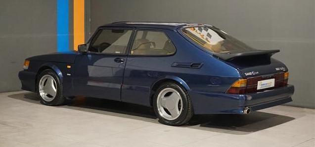 #Saab #900 #Aero #Turbo
