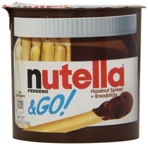 Print Your Own Nutella Label   Croatia Travel Blog