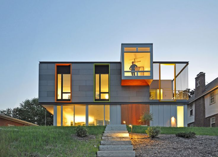 389 best Home - Modern Prefab & Containers images on Pinterest ...