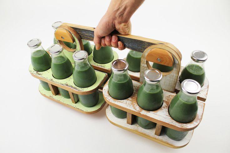 Green Smoothie Crate - Designtree - www.designtree.co.nz