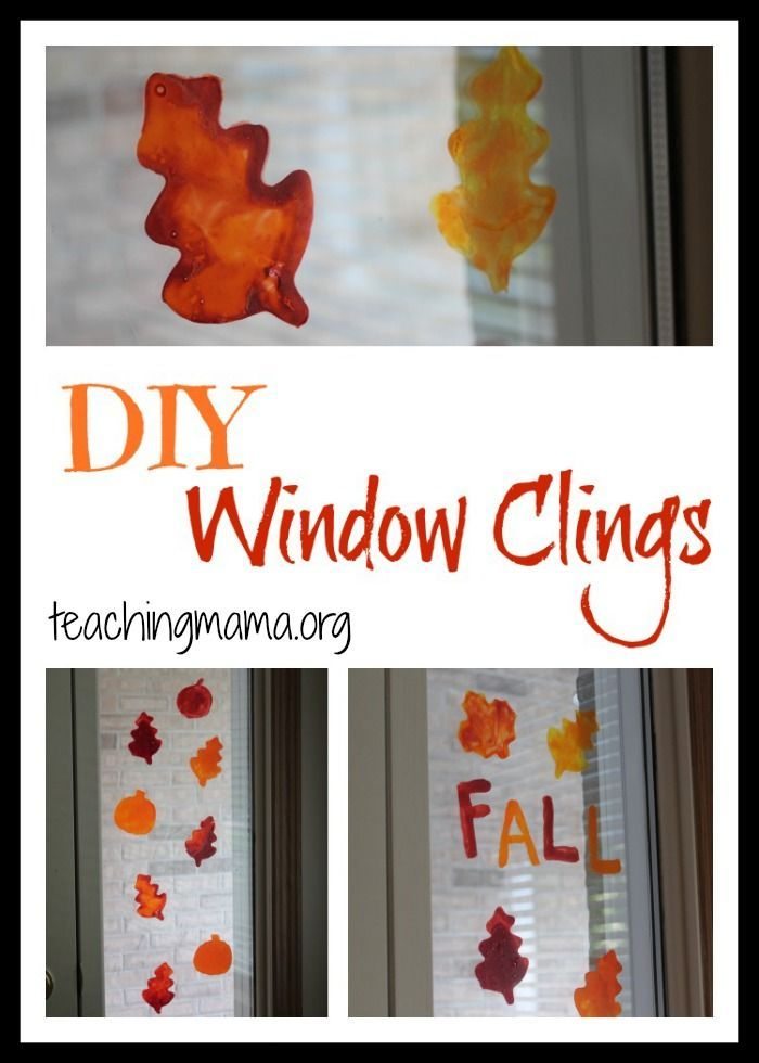 17 best ideas about window clings on pinterest xmas for Autumn window decoration