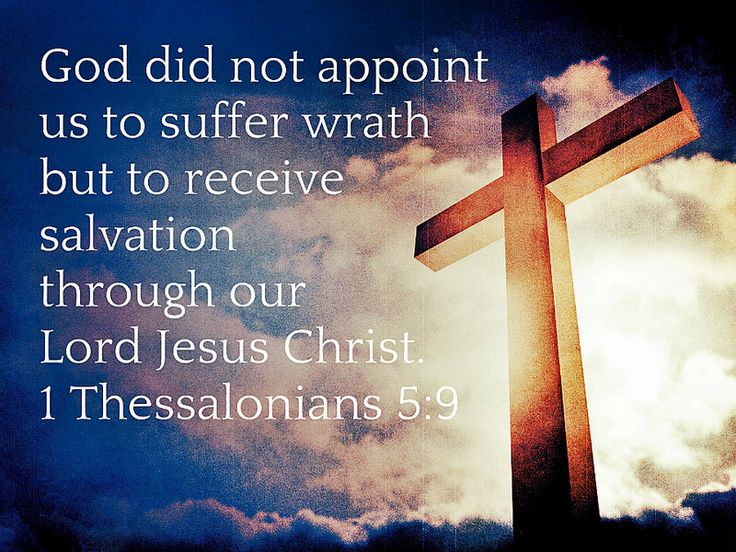 1 Thessalonians 5:9 | Bible - Faith - Scripture | 1 ...