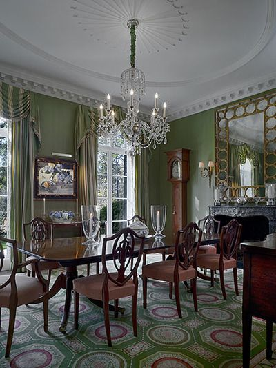 17 best images about dining room ideas on pinterest for Southern dining room