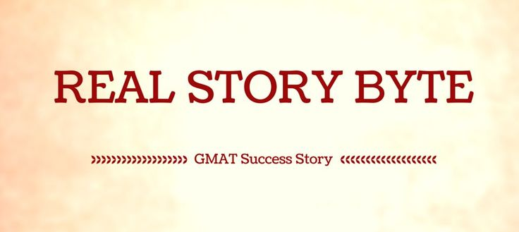 GMAT Success Story From 620 to 700