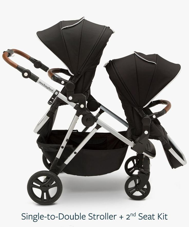 Best Double Strollers for Infants and Toddlers Mockingbird
